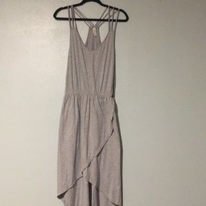 Threads 4 Thoughts Strappy Racerback Dress Cotton